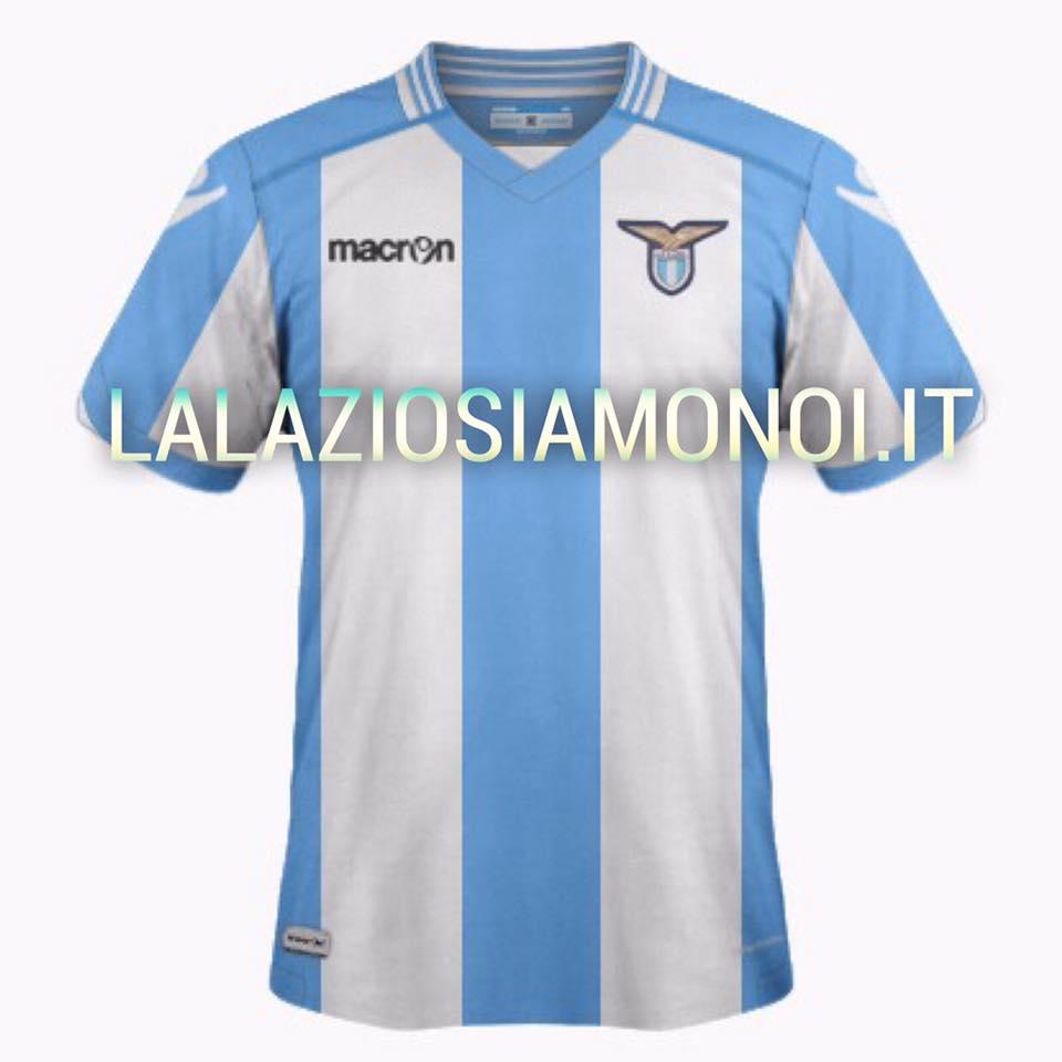 Terza Maglia Lazio nuove